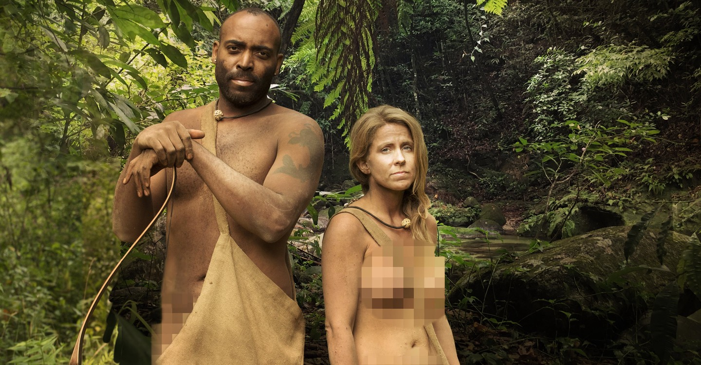 Naked & afraid pictures