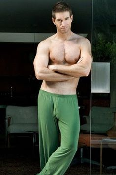 Pictures of guys going commando
