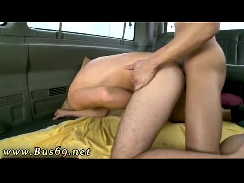 Naked men having sex with other men in bed