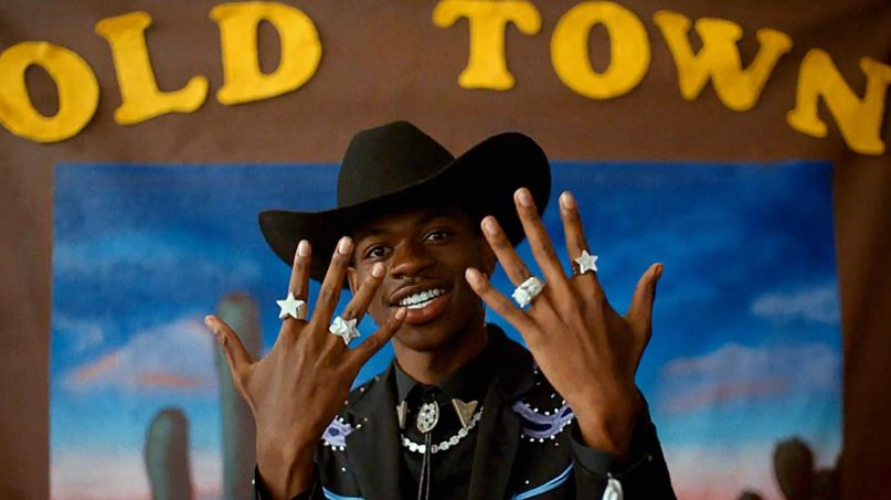 Lil nas x old town road