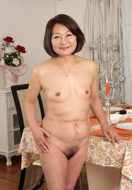 Mature chinese nudes