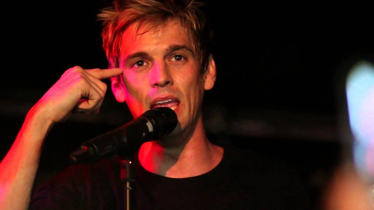 Recovery aaron carter
